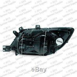 HEADLIGHT Front Lamp LEFT Driver side Dodge Mercedes Sprinter 2000-2006 BG82045