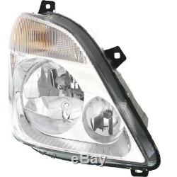 Headlight For 2010-2013 Mercedes Benz Sprinter 2500 Passenger Side
