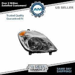 Headlight Headlamp Halogen Passenger Side Right RH for 10-13 MB Sprinter Van