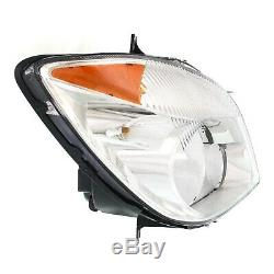 Headlight Set For 2010-2013 Mercedes Benz Sprinter 2500 Left and Right CAPA 2Pc