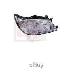 Headlight Set Mercedes Sprinter 901/Year 02/ 00- H7 +H1 Incl. Motor