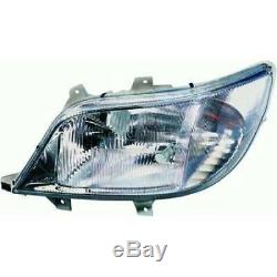 Headlight Set Mercedes Sprinter Type T1n 02-06 H7+H7+Hb3 Incl. Mo 57196963