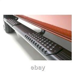 LUVERNE 584100-570744 O-Mega II 36, 100 Black Side Steps for Select Sprinter