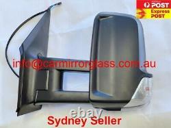 Left Side Door Mirror For Mercedes Benz Sprinter 2006 2018 (long Arm)