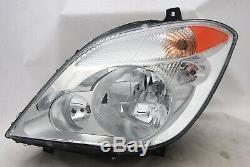 Left Side Headlight For 07-08 Dodge Sprinter Van/10-13 Mercedes Sprinter Van