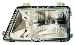 Left side headlight for Mercedes Sprinter 95-00 with NSW H1 pneumatic LWR
