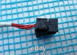 MERCEDES 18-19 A220 C300 E300 G550 CONTROL BUTTON SWITCHES SET/PAIR with WIRE