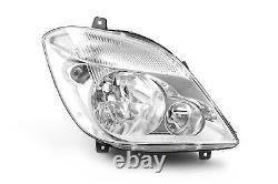 Mercedes-Benz Sprinter 06-13 Headlight Headlamp Right Driver Off Side