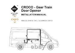 Mercedes Benz Sprinter Van Automatic Electric Power Sliding Side Door Opener NEW