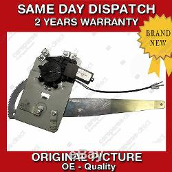 Mercedes Sprinter 19952006 Front Right Side Window Regulator With 2 Pin Motor