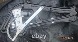 Mercedes Sprinter 2005 Near/side Electric Window Mechanism 0130821735 Ref609
