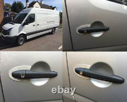 Mercedes Sprinter 2006-2018 Rear And Side Door Pro Plates