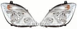 Mercedes Sprinter 2006- Headlight Headlamp Rh Right O/s Driver Side