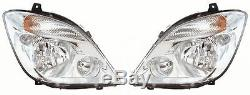 Mercedes Sprinter 2006- With Fog Headlight Headlamp Rh Right O/s Driver Side