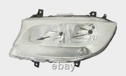 Mercedes Sprinter 2018 2021 Front Headlamp Passenger Side New Oe 910906020