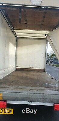 Mercedes Sprinter 313 CDI 2.1TD LWB(4m) Curtain Side with tail lift 2013 (63)