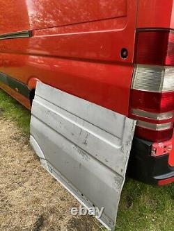 Mercedes Sprinter Crafter LWB Side Upper N/S Rear Panel Metal Steel Repair Moul