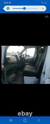 Mercedes Sprinter Curtain Sided Van