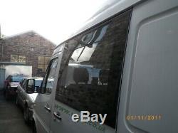Mercedes Sprinter MK3 Smoked Side Window Fixed Glass Lwb Mwb