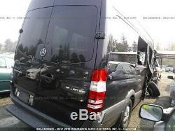 Mercedes Sprinter Passenger Mid Glass Window Driver Side 170 wb 2007-2018 OEM