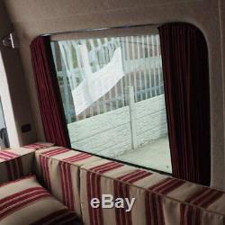 Mercedes Sprinter Premium 1 x Side Window Curtain Van-X