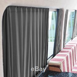 Mercedes Sprinter Premium 2 x Side Window, 1 x Barndoor Curtain Van-X