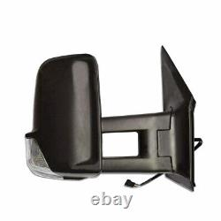 Mercedes Sprinter Side Mirror Long Arm Electric Heated Right Passenger 2007-2017