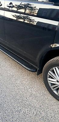 Mercedes Sprinter Swb 2006-2014 Running Board Side Steps Bar Stylish Design