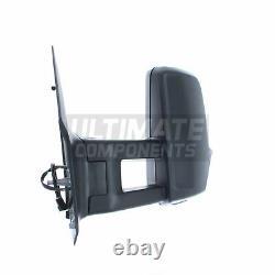 Mercedes Sprinter Van 2006-2019 Electric Long Arm Wing Mirror Passenger Side N/S