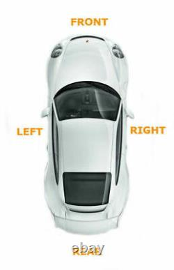 Mercedes Sprinter Vw Crafter 2006- Sliding Door Repair Panel / Set / Right Rh