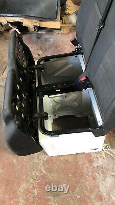 Mercedes Sprinter Vw Crafter Passenger Side Double Seat With Base 2015