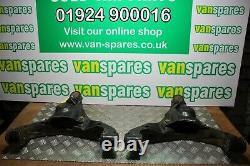 Mercedes Sprinter W906 2.1 Front Right Left Side Wishbone Os Ns Pair 2008 2018