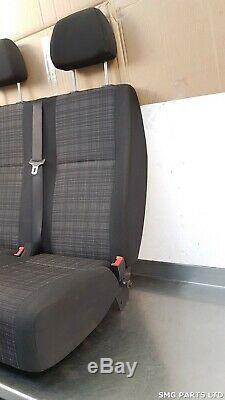 Mercedes Sprinter W906 Ncv3 Passenger Side Bench Seat Front Or Rear