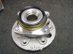 Mercedes Sprinter W906 Vw Crafter 2006-2015 Wheel Bearing Hub Rear Assembly Abs1