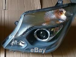 Mercedes Sprinter Xenon Headlights Driver Side A9068206700 A9068206600