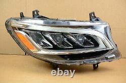 Mint! 19 20 21 Mercedes Sprinter Right RH Passenger LED Headlight Headlamp OEM
