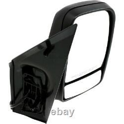 Mirror Right Hand Side Heated for Mercedes Sprinter Passenger RH 2500 MB1321114