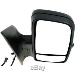 New Mirror Passenger Right Side Heated for Mercedes Sprinter RH Hand MB1321114