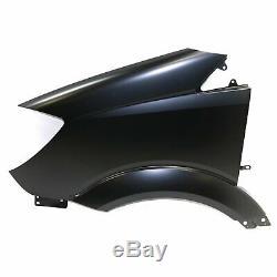 New Set of 2 Fenders Front Quarter Panels Driver & Passenger Side LH RH Pair