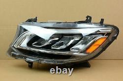 Nice! Complete! 19 20 Mercedes Sprinter LED Headlight Set Pair LH + RH OEM