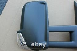 OEM Factory 07-12 SPRINTER VAN Towing Mirror Passenger Side Right Door Glass