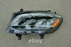 Perfect! Complete! 19 20 Mercedes Sprinter Left Driver LH LED Headlight OEM