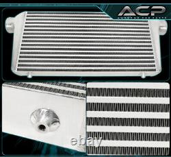 Performance High Flow Fmic Front Mount Intercooler 31X11.75X3 Supra Mr2 Celica