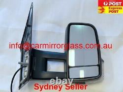 Right Side Door Mirror For Mercedes Benz Sprinter 2006 2018 (long Arm)