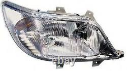 Right side passenger Headlight FOR Mercedes Sprinter 904 903 902 901 2000-2002