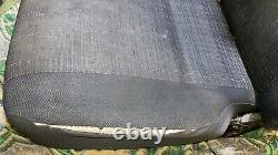 SPRINTER 311 313 2010-16 twin DOUBLE PASSENGER FRONT SEAT 906 seat belt no base