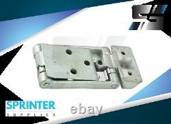 SPRINTER REAR DOOR HINGE fits Left or Right Sides of MERCEDES DODGE 9017400837