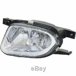 Set of 2 Clear Lens Fog Light For 2010-13 M Benz Sprinter 2500 LH & RH CAPA