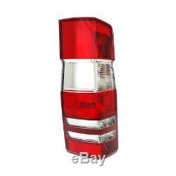 Set of 2 Tail Light For 2010-2016 Mercedes Benz Sprinter 2500 LH & RH
