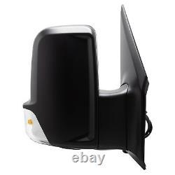 Side Mirror for DODGE FREIGHTLINER MERCEDES SPRINTER Power Heated PASSENGER